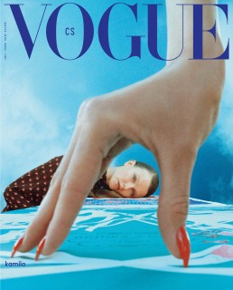 Vogue CS - Michal Pudelka - nails by Frédérique Olthuis