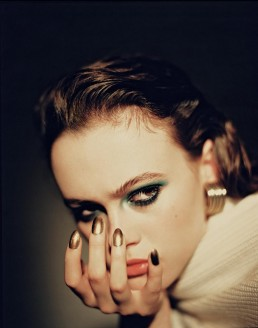 Beauty Archive - Amanda Elise Kuipers - nails by Frédérique Olthuis